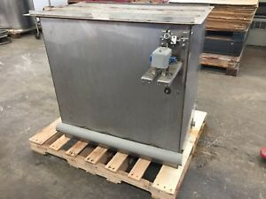 Stainless Steel Tank Electric Heaters 125 Gallon With Level Control Tc Ftg