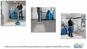 Carpet Upholstery Tile And Grout Cleaning Machine 0 Down 140 m