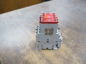Allen bradley Safety Relay 100s c23d05c 120v Coil 30a 600v W Surge Suppressor