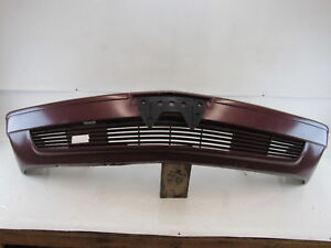 89 Mercedes W126 560sel 420sel Bumper Assembly Front