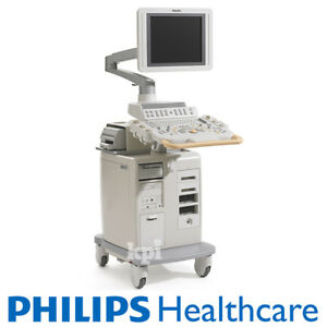 17 Philips Hd11 xe Ultrasound Machine System Only Dicom Sonoct Dvd Cd