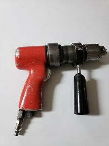 Sioux Tools 3p1140 Pistol Grip Drill 1 Hp 3 60 Rpm Aircraft Tool