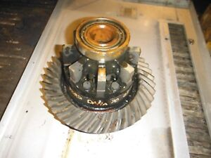 23 Spline Ford M715 Dana 70 Loaded 2 Piece Carrier With Spider Gears