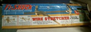 Fi shock A 53 Wire Stretcher Splice And Stretch Wire Fencing Free Shipping