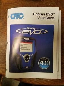 Genisys Evo Scan System 4 0 Car Code Reader And Scanner With Case Attachment