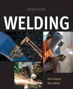Welding Craftmaster Book oxyacetylene tig mig stick techniques scta new