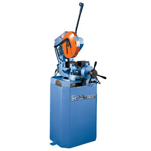Scotchman 14 Cold Saw With Air operated Vise Cpo 350 Pk