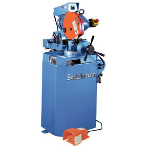 Scotchman 14 Semi automatic Cold Saw Cpo 350 Pkpd