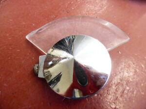 1949 Ford Hood Ornament Acrylic Insert Round Topper