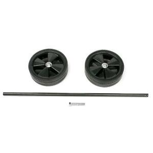 Lincoln Electric Wheel Kit For Ac225 Welder Replacement Part Power Tool Black
