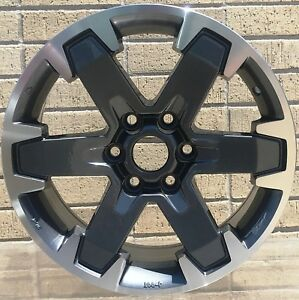 4 New 16 Wheels Rims For 2007 2008 2009 2010 2011 Nissan Frontier Xterra 12811