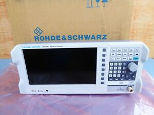 Rohde Schwarz Fpc p3 3ghz Spectrum Analyzer new Open Box