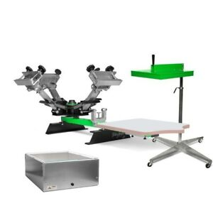 Ryonet Semi pro Screen Printing System