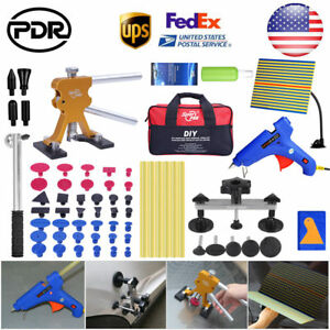 65 Us Pdr Tools Paintless Hail Repair Dent Puller Lifter Line Board Tap Removal