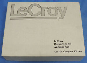 New Teledyne Lecroy D11000ps Differential Probe System 11ghz Warranty