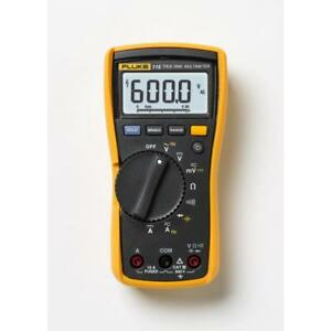 Fluke 115 True Rms Multimeter 600 volt Ac dc New