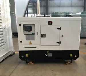 10kw 20kw 30kw Perkins Diesel Generator Epa Tier 4 Single Phase Or 3 Phase