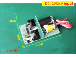 High Voltage Dc Power Supply 12v 24v Input Power Supply Modules 1kv 10kv Output