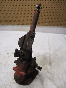 Ford 600 800 601 801 Early 2000 4000 Tractor Power Steering Box