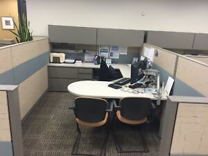 Steelcase Answer 6x6 Cubicles