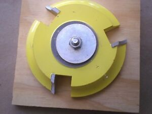 Freeborn Tool Pt 25 006 Tantung tip Corner Rounding Shaper Cutter 1 1 4 Bore