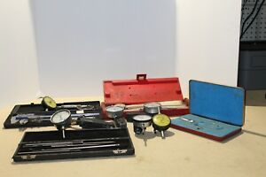 Machinist Tools Lot Of Vintage Tools From An Estate See Photos Ships Free