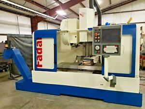 2006 Fadal Vmc 4020 4th Axis Cnc Machining Center