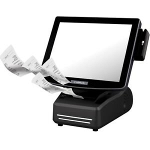 Pioneer Pos Cyprus All In One Epson Printer 4gb Memory 320hd 15 Touch Screen