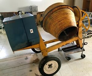 Stone Model 65cm Cement Mixer 7 Hp Motor