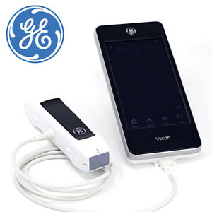 Ge Healthcare Vscan Extend Ultrasound Touchscreen Portable System Device