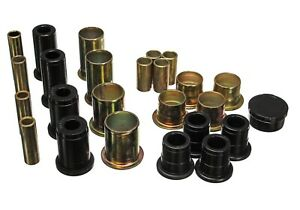 Energy Suspension Front Control Arm Bushings 3 3162g