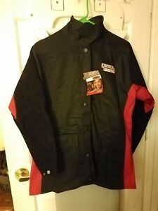 Lincoln Electric Welding Jacket Womens Small