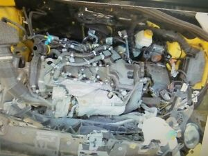 2014 2015 Fiat 500 4 Door 1 4l Turbo Automatic Engine Motor 16k Miles Oem