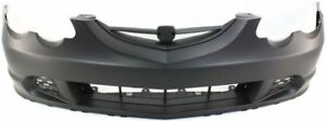 Front Bumper Cover For 2002 2004 Acura Rsx Primed