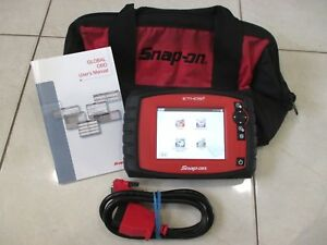 Snapon Ethos Plus Diagnostic Scanner Dom Asain Europeon 80s To 2018 Nice
