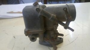 Tillotson Style Model A Ford Type Carburator 1 Barrel Usa