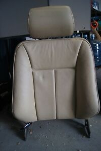1999 Mercedes Benz E430 W210 Front Left Driver Top Upper Seat Cushion