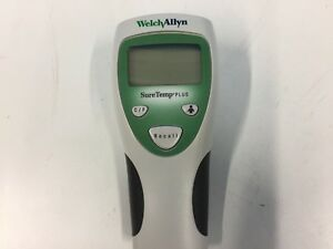 Welch Allyn Suretemp Plus 690 Electronic Display Thermometer