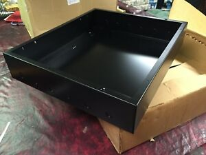 24 X 20 X 6 Steel Black Electrical Box New
