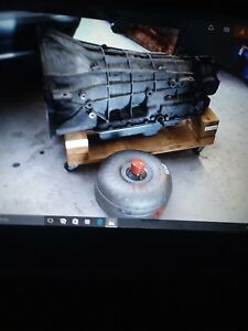 Ford Transmission E40d 4x4 Good Condition