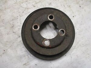 Ford 600 700 800 900 601 701 801 901 Tractor Power Steering Crankshaft Pulley