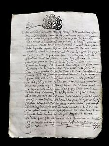 1689 Original Paper Document
