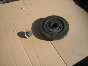 Mopar Dodge Plymouth 383 440 Engine Dampner Balancer Odd Bolt Pattern