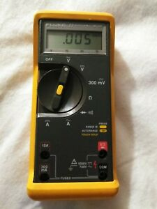Fluke 77 Ll Digital Multimeter