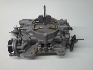 63 Cadillac Carburetor Rebuilt 1963 Carter Or Rocherster Please Specify G119
