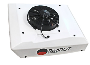 New Red Dot 12vdc Self Contained Rooftop A c Unit 11900btu Cool e 6100 0 12p