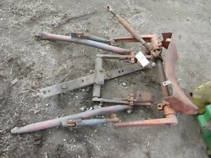 Allis chalmers Wd Or Wd45 Tractor 3 Point W Lift Arm complete Tag 266