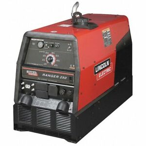 Lincoln Electric K1726 5 Engine Driven Welder Ranger 305g Series Gas