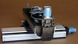 Industrialdevices X Y Z Linear Stage Md Pt pac001 With Motors