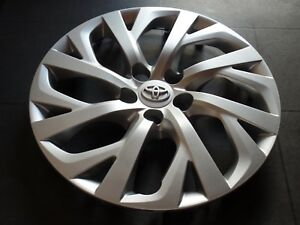 Toyota Corolla Hubcap Wheel Cover Great Replacement 2017 2018 Oem 16 A23